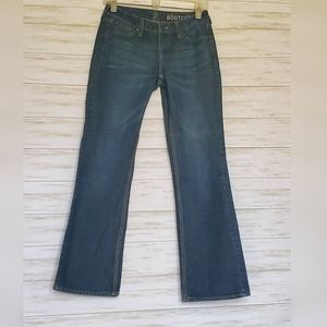 NY&C Low Rise Curvy Bootcut